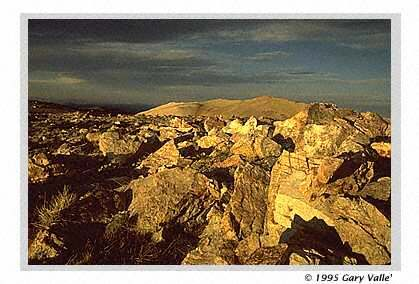Rockscape, White Mountain