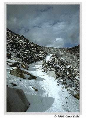 First Snow, Glen Pass
