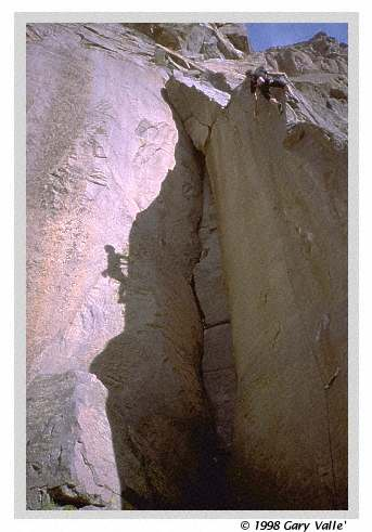 Shadow Climber, Owens River Gorge