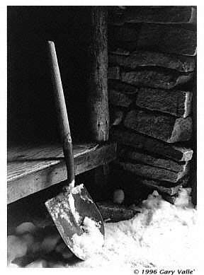SHOVEL, Summit Hut, Mt. San Jacinto