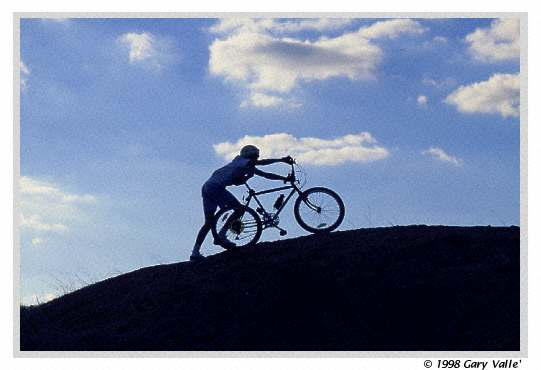 MOUNTAIN BIKING, MTB, DeSoto