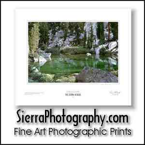 SierraPhotography Fine Art Photographic Prints